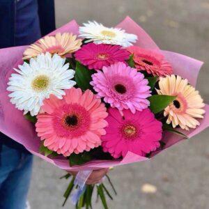 gerberas-bouquet
