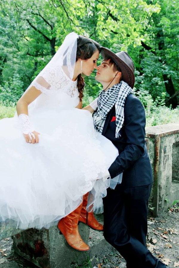 Wedding Concept - Cowboy Style