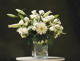 January Birthday Bouquet Ideas