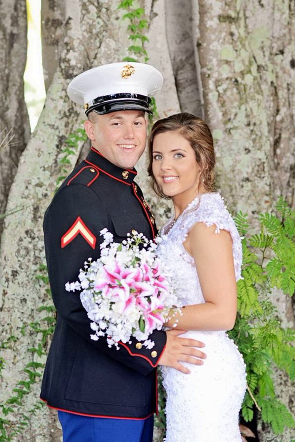 Wedding Concept - Military Style