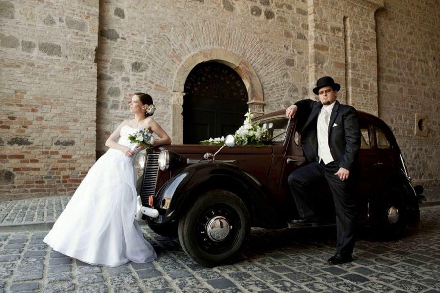 Wedding Concept - Retro Style