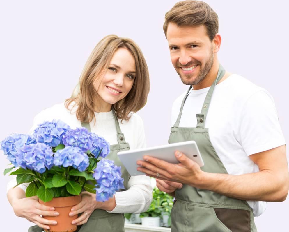 Lavender and Lilacs Vancouver Florist